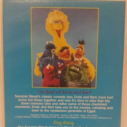 The Best of Ernie and Bert and Sing Along