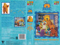 Bear in the Big Blue House - Home is Where the Bear is VHS