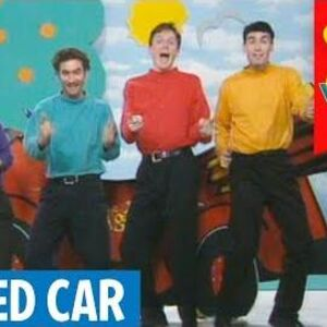 Classic Wiggles Big Red Car (Part 1 of 3)
