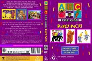 ABC for Kids Party Pack Full DVD Cover