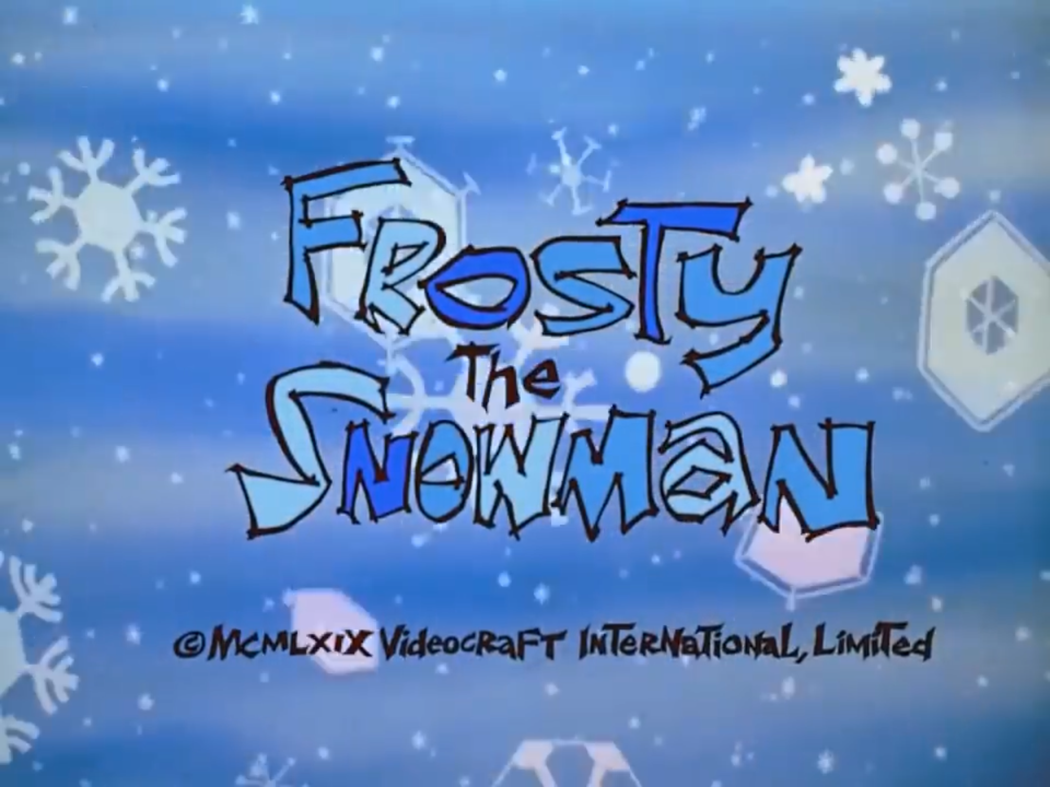 Frosty the Snowman/Gallery