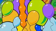 ¡PrepárateparaCantar&Bailar!BalloonTransition