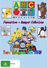 ABC for Kids - Favourites + Bumper Collection DVD (2019 Re-release)