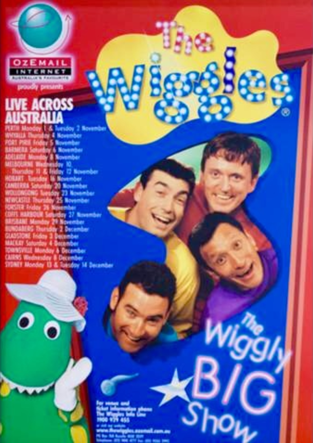 The Wiggly Big Show Tour