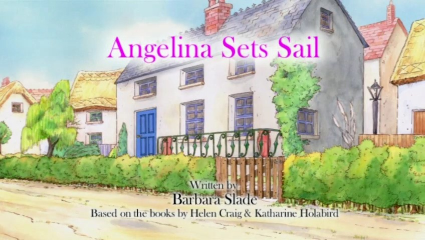 Angelina Sets Sail/Gallery
