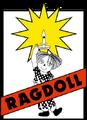 Ragdoll 1993 Print Logo