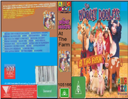 The Hooley Dooleys At The Farm 2005 VHS Cover