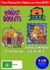 The Hooley Dooleys and Bear in the Big Blue House - To the Rescue and Home is Where the Bear is DVD Cover (2019 Re-release) (Front)