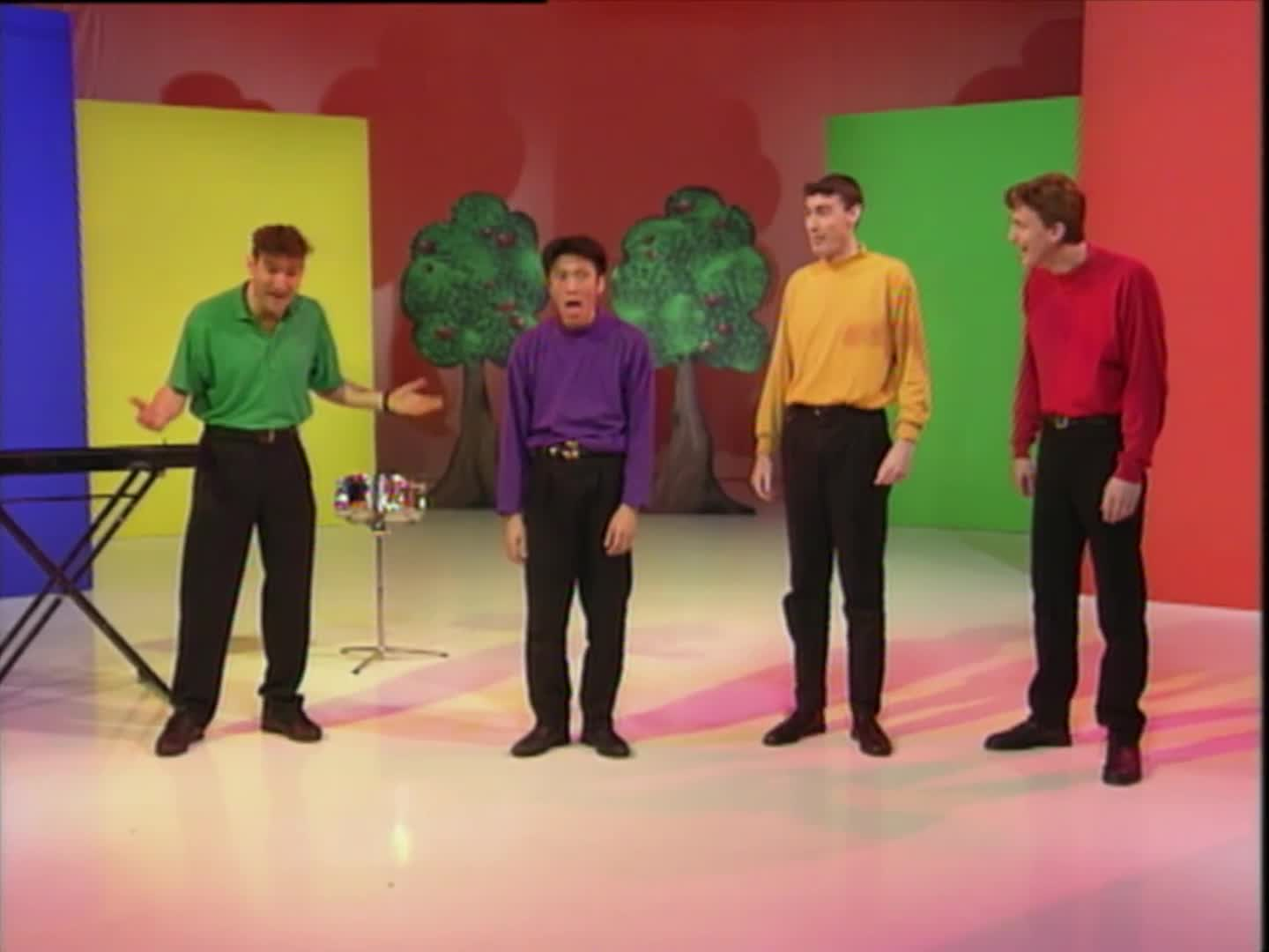 The Wiggles Through the Years