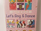 ABC For Kids - Let's Sing and Dance (video)