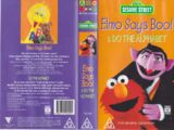 Elmo Says Boo! and Do the Alphabet