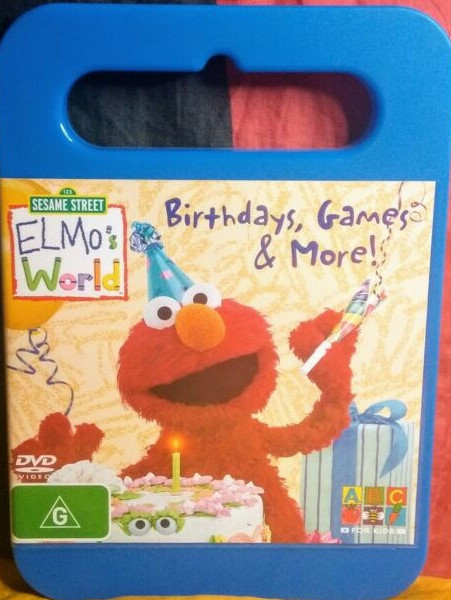 Elmo's World - Birthdays, Games and More