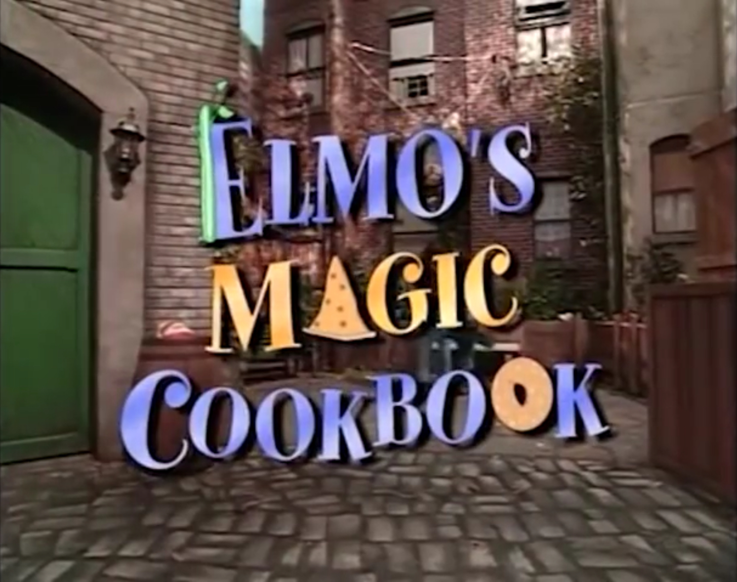 Elmo's Magic Cookbook/Gallery