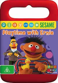 Playtime with Ernie