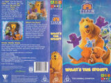 Bear in the Big Blue House - What's the Story