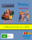 Songs from the Toybox and Song Time 2 DVD Cover