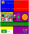 It's Party Time and Happy Children's Favourites