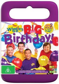 The Wiggles' Big Birthday! (video)