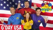 "The Wiggles say ""G'day"" to The USA!"