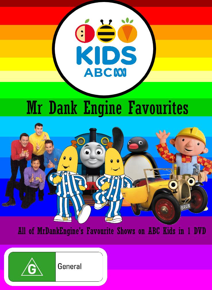 ABC For Kids - MrDankEngine Favourites (video)