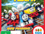 Here Comes the Steam Team! (DVD)