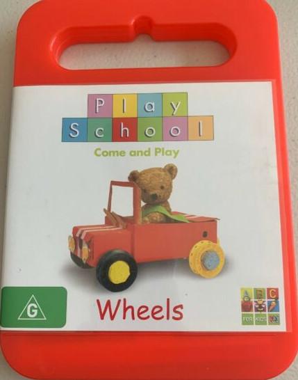 Wheels (Play School DVD)