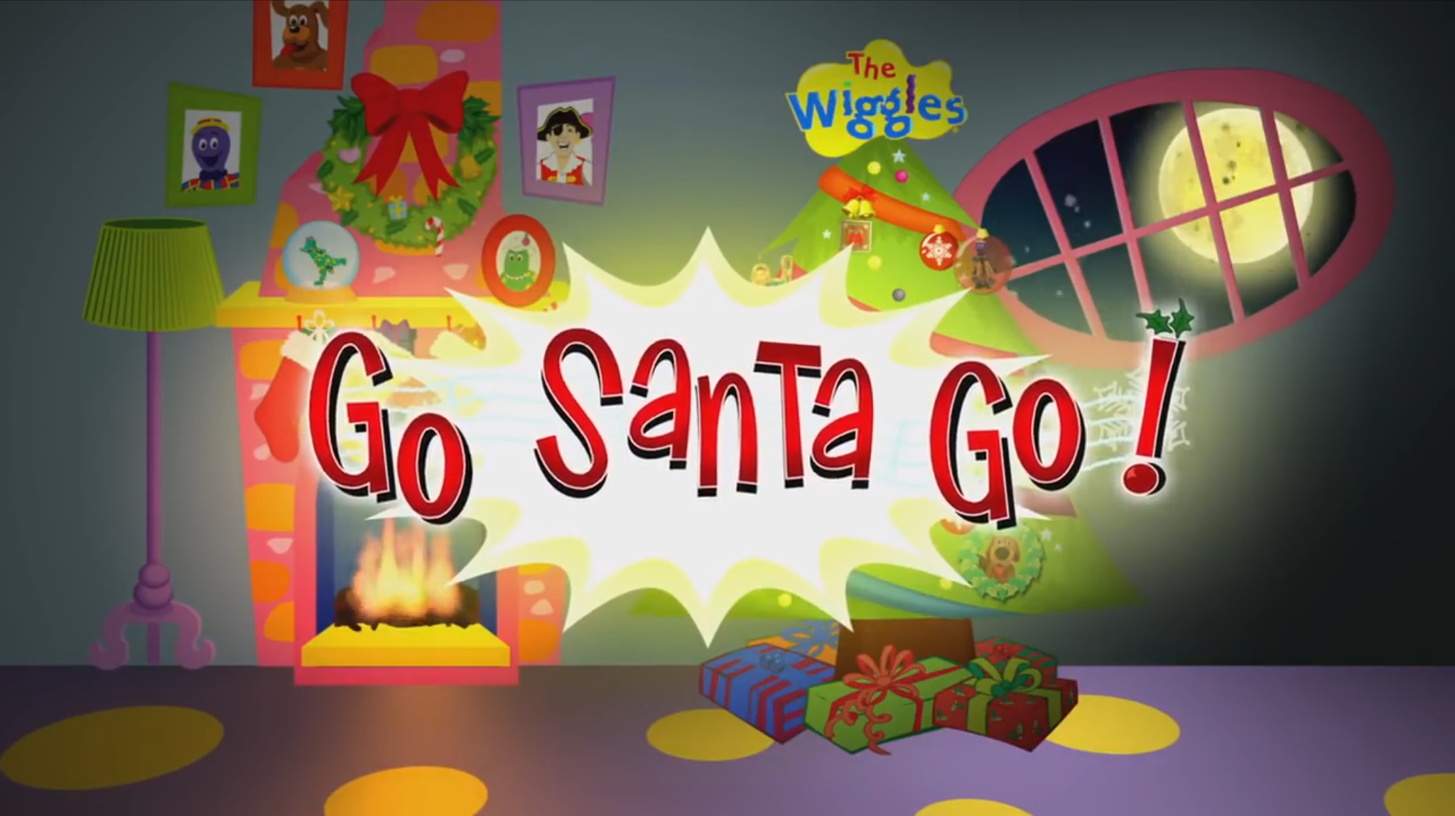 Go Santa Go! (video)/Gallery