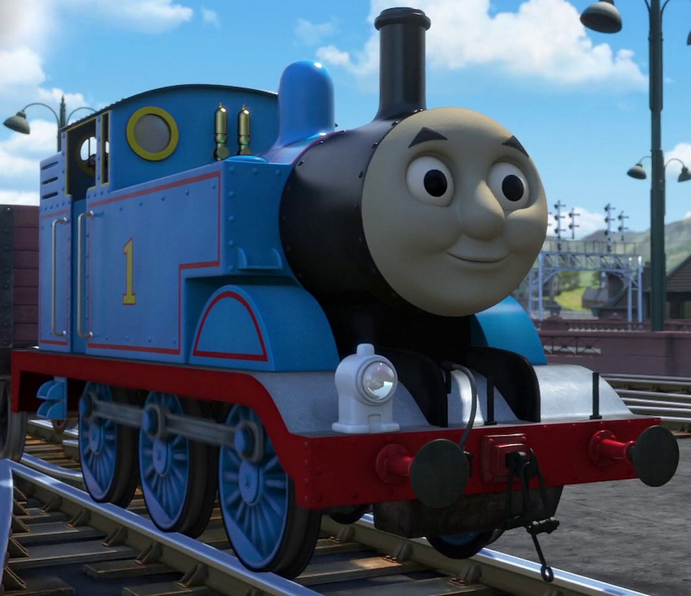 List of Steam Engines in the Television Series