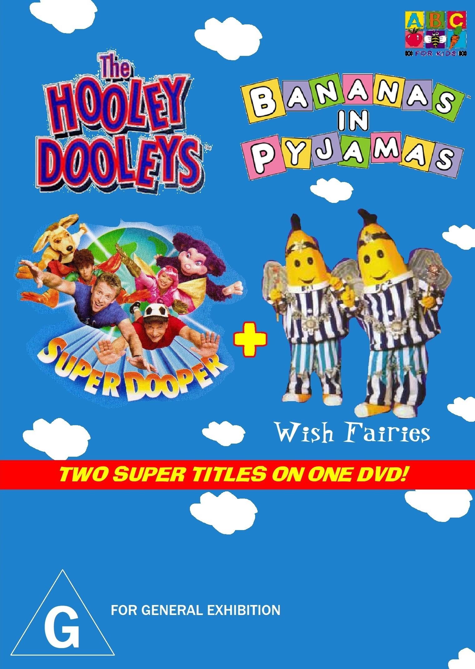 Super Dooper + Wish Fairies