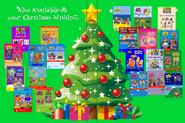ABC for Kids Christmas Pack 2018 re-release Full DVD Cover - Inside