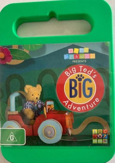 Big Ted's Big Adventure (DVD)