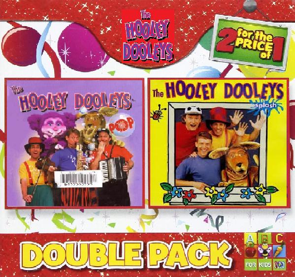ABC For Kids Fanon: Double Pack: Pop! + Splash