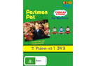 Postman Pat and the Big Surprise and the Deputation DVD Cover