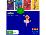 The Wiggles and Sesame Street: YMMFLD/Zoe's Dance Moves