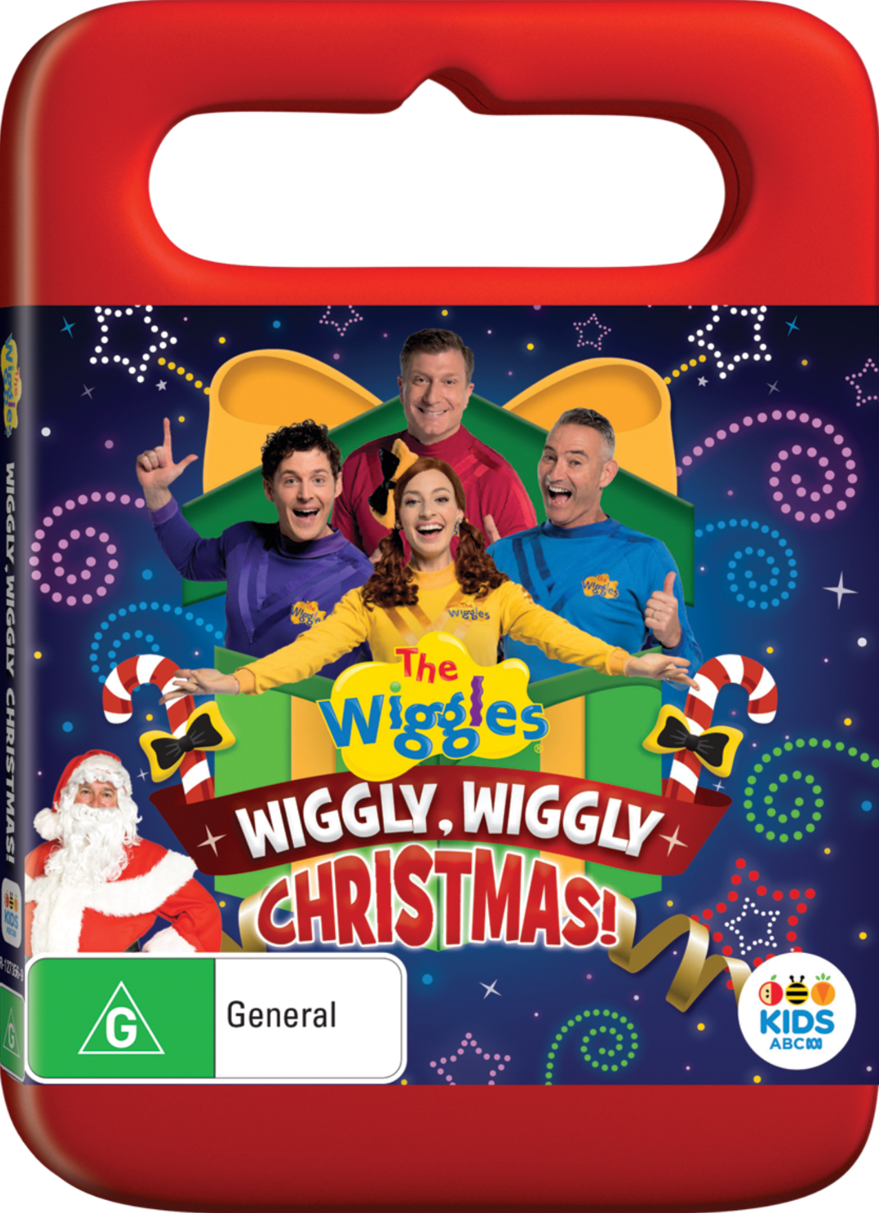 Wiggly, Wiggly Christmas! (2017 video)