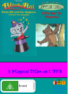 Blinky Bill and the Magician and Little Bear the Magician