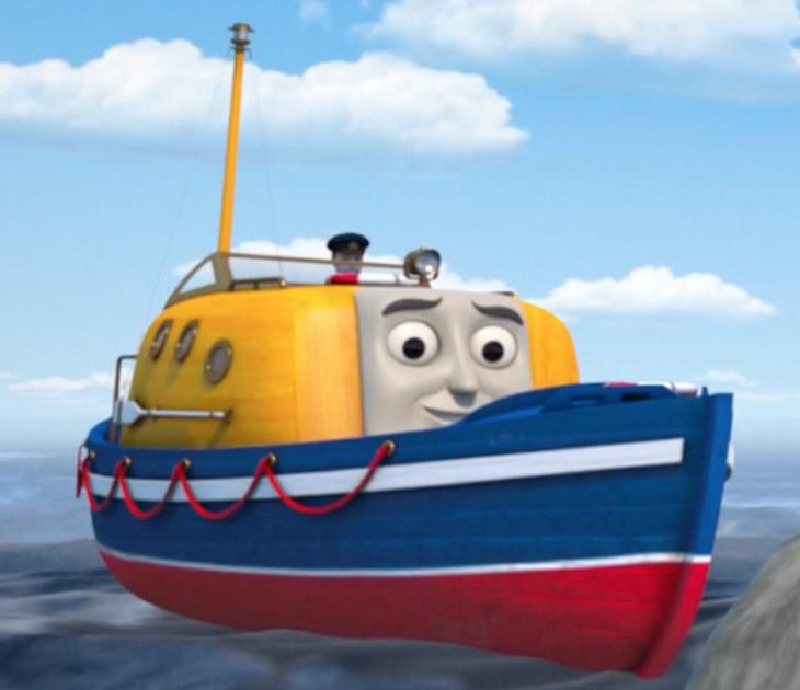 Captain (Thomas & Friends)