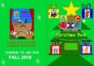 ABC for Kids Christmas Pack DVD Booklet