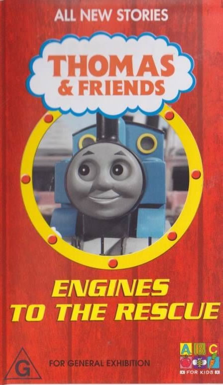 Engines to the Rescue (DVD)