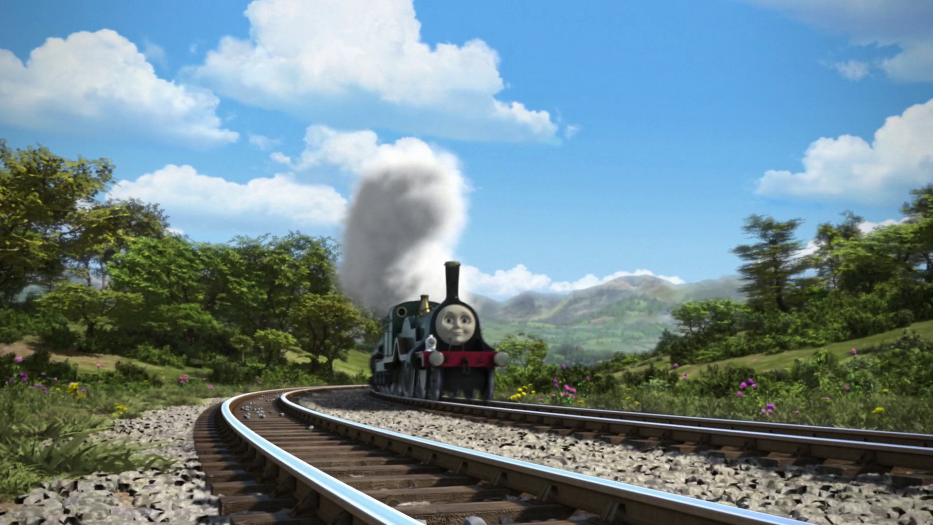 Journey Beyond Sodor/Gallery