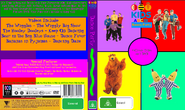 ABC For Kids Dance Party DVD Cover (Full)