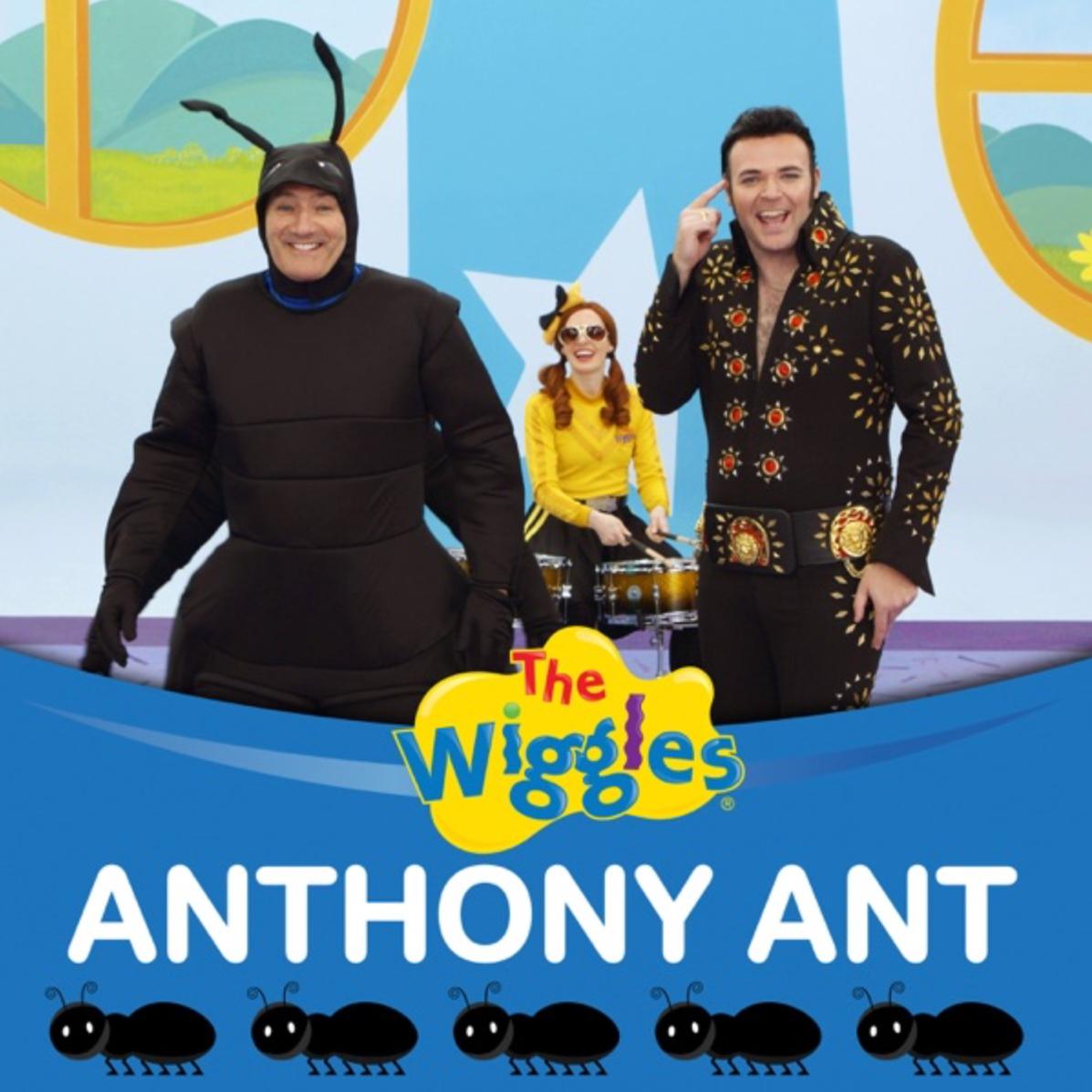 Anthony Ant (single)