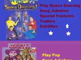 ABC For Kids Fanon: The Wiggles & The Hooley Dooleys Space Dancing & Pop