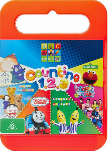 ABC For Kids - Counting 1, 2, 3