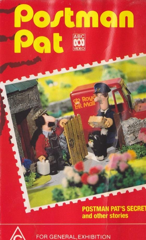 Postman Pat Videography