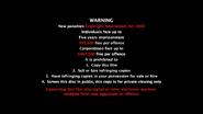WarningScreen DVD (2009)