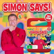 SimonSays!DVDPoster