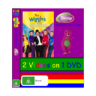 The Wiggles Meet the Orchestra and Barney's Good Day Good Night