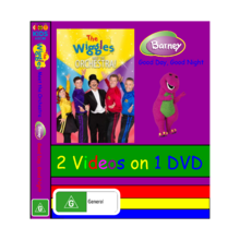 The Wiggles Meet the Orchestra and Barney's Good Day Good Night.png