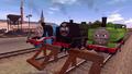 GordonGoesForeign(Trainz)12